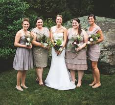 9 Mix N Match Bridesmaid Looks