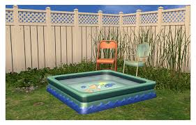 This Is The Cheaper Of Two Options Made Rigid Plastic Just Fill It Up With Water And Let Your Toddler Or Child Sim Go Wild