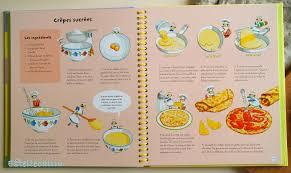 recette de cuisine pour les enfants lire relire ne pas lire un livre de cuisine pour les