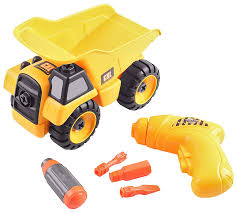 99 Amazon Truck Parts Com CoolToys TakeAPart Toddler Toy Dump With Fully