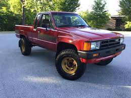 1985 Toyota Pickup 4×4 Lifted – Tradingboard.info For Sale 1985 Toyota 4x4 Pickup Truck Solid Axle Efi 22re 4wd Presented As Lot W174 At Indianapolis In Pickup With 22000 Original Miles Nice Price Or Crack Pipe 25kmile 4wd 6000 Was The 4runner Best Suv Of 80s Awesome Toyota 2wd Manual 5speed Potrait Hard Trim Heres Exactly What It Cost To Buy And Repair An Old Fs Norrock 22re Solid Axle Yotatech Forums Classic Car Longview Wa 98632 Truck 44 Lifted X Fresh Paint