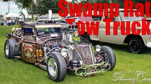 100 Rat Rod Tow Truck The Swamp The Epic Hand Built YouTube