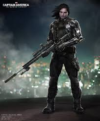 Image - Josh Nizzi Winter Soldier Concept Art II.jpg | Disney Wiki ... Bucky Barnes Winter Soldier Best Htc One Wallpapers Review Captain America The Sticks To Marvel Picking Joe Pavelskis Fear Fin Preview Bucky Barnes The Winter Soldier 4 Comic Vine Marvels Civil War James Buchan Mask Replica Cosplay Prop From Is In 3 2 Costume With Lifesize Cboard Cout Sebastian Stan Pinterest Stan
