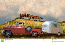 Vintage Truck, Camper, Camping, Horses, Nature Stock Photo - Image ... Vintage Truck Based Camper Trailers From Oldtrailercom 1972 Mobile Scout For Sale Cecilia The Shasta Jayco Rvs On Twitter Rowbackthursday 1974 Jaysportster Cc Capsule 1968 Gmc Pickup With Chinook Creampuff Picture Of The Day Man Old Fans Ford F150 Forum Community Of Avion Converted To Truck Camper Seen In West Tx What Would You Do Slide Expedition Portal Unique Antique Alaskan Campers Stock Photos Images Alamy Amerigo Restoration Resurrecting A 1970s This Rebirth Some Vintage Trailers