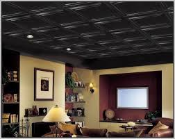 home depot black drop ceiling tiles tiles home decorating