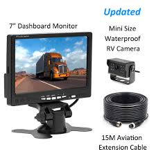 RV Truck Bus Rear View Backup Camera Night Vision System 15M Cable + ... Pov Ptz Remote Camera System Adds Flexibility To New Nep Hd Istrong Digital Wireless Backup Camera System For Rvucktrailer Shop Pyle Plcmtrdvr41 Waterproof Dvr Driving With 7 2018 Inch Quad Split Screen Monitor 4x Side Car Rear View Ccd Midland Truck Guardian Reversing 4 Cameras Work Systems And Utility Federal Best Trucks Amazoncom 43 Trucarpickup Wireless Rear View Back Up Night Vision Tesla Semi Supcharger Stop Teases Sleeper Features 26camera Cameras