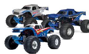 100 Bigfoot The Monster Truck Traxxas XL5 Electro 360841 Traxxas Cars
