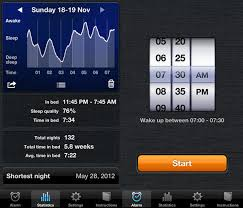 Sleep Cycle Alarm Clock for iPhone Wakes Even the Grumpiest