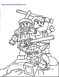 Fresh Lego Star Wars Coloring Pages Printable 98 About Remodel Free Colouring With