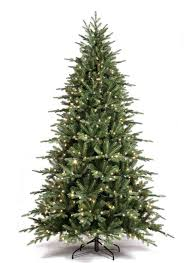 Fiber Optic Christmas Trees Walmart by 17 11 Foot Pre Lit Christmas Tree National Tree Company