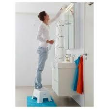 ikea kinder badezimmerhocker in weiß hocker tritthocker sitzhocker