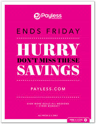 Payless ShoeSource Black Friday Ads, Sales, Deals, Doorbusters 2018 ... How To Locate Bloomingdales Promo Codes 95 Off Bloingdalescom Coupons May 2019 Razer Coupon Codes 2018 Sugar Land Tx Pinned November 16th 20 Off At Or Online Via Promo Parker Thatcher Dress Clementine Womenparker Drses Bloomingdales Code For Store Deals The Coupon Code Index Which Sites Discount The Most Other Stores With Clinique Bonus In United States Coupons Extra 2040 Sale Items
