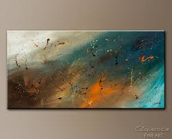 canvas wall abstract sensation large abstract painting