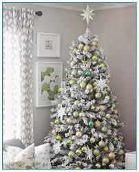 Flocking Christmas Tree Kit by Christmas Trees On Sale