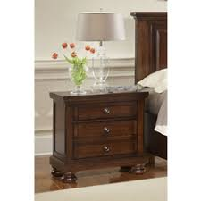 Vaughan Bassett Reflections Dresser by Reflections Dark Cherry Collection Home Gallery Stores