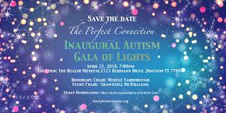 Autism Gala Of Lights At The Health Museum Houston