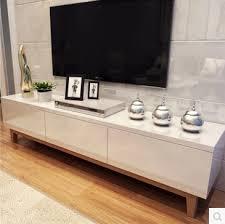 tv schränke weiß farbe holz kombination kreativen ikea wohnzimmer modernen minimalistischen skandinavischen stil tv schrank