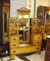Ebay Dressers With Mirrors by Antique Victorian Makeup Vanity Home Vanity Decoration