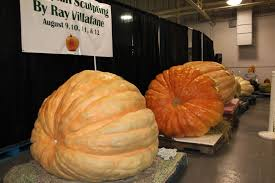 Ray Villafane Pumpkins by Blue Ribbon Blog Pumpkins Galore At The Indiana State Fair