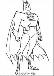 Outstanding Batman Coloring Pages For Boys With And Robin