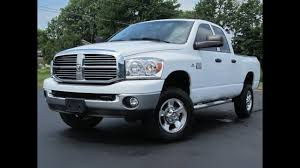 100 2009 Dodge Truck Ram 2500 LONE STAR 4X4 CUMMINS DIESEL SOLD YouTube
