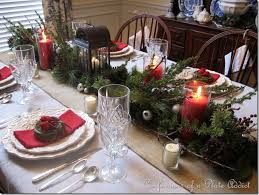 CONFESSIONS OF A PLATE ADDICT My Rustic Christmas Tablescape