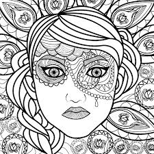 Adult Coloring Pages Grown Up Book On The App Store