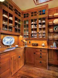 What Is A Hoosier Cabinet by A Period Perfect Victorian Kitchen Old House Restoration