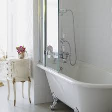 Bathtub Refinishing Twin Cities by Bath Burlington Hampton Shower Bath 150 X 75cm Lh Freestanding