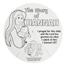 Hannah Prays For A Baby Samuel Bible Pinterest Coloring Pages