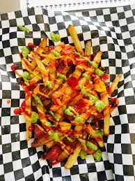 Salchipapas From A Peruvian Food Truck In Vegas. [OC] [1200x1600 ...