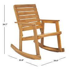 Shop Safavieh Outdoor Alexei Rocking Chair - On Sale - Free Shipping ... Fniture Interesting Lowes Rocking Chairs For Home Httpporch Cecilash Wp Front Porch Good Looking Chair Havana Cane Cushion Shop Garden Tasures Black Wood Slat Seat Outdoor Nemschoff 11 Best Rockers Your Style Selections With At Lowescom Florida Key West Keys Old Town Audubon House Tropical Gardens White Lane Decor Hervorragend Glider Recliner Desig Cushions Outside Modern Cb2 Composite By Type Trex Lucca Acacia