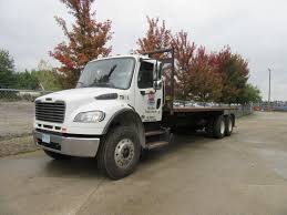 Class 7 Class 8 Heavy Duty Flatbed Trucks For Sale