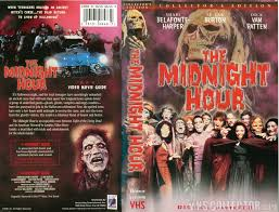 Wnuf Halloween Special Dvd by The Horrors Of Halloween The Midnight Hour 1985 Tv Guide Ad
