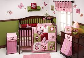 amazon com nojo emily 8 piece bedding set crib bedding sets baby