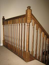 Stair Banister | Home Design By Larizza Remodelaholic Stair Banister Renovation Using Existing Newel How To Install Baby Gates On Stairway Railing Banisters Without My Humongous Diy Stairs Fail Kiss My List Stair Banister Rails The Part Of For Installing A Gate Drilling Into Insourcelife Pipe And Wood Hand Rail Made From Scratch Custom Rustic Wood 25 Best Painted Ideas Pinterest Makeover Gel Stain Handrails Your Home Translatorbox Best Railings Railings What Do You Need Know About Staircase Design 30th March 2017 Black