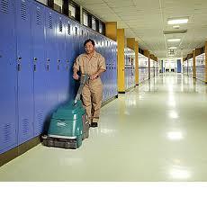 Tennant Floor Scrubber T3 by T1b Cordless Walk Behind Micro Scrubber Tennant Company