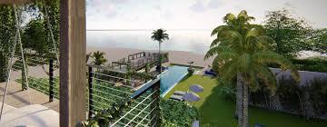 100 Absolute Beach Front Sitemap Noku House Sixbedroom Front Seminyak Villa
