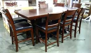 9 Piece Dining Room Table Sets Set Awesome