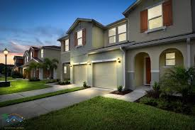 Vacation Home Four Bedrooms Townhouse 5125 Kissimmee FL