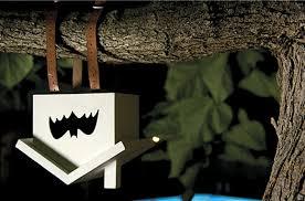 chauve souris maison la boite verte