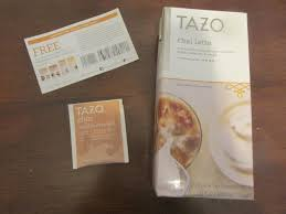 Tazo Pumpkin Spice Chai Latte Nutrition by Saving Money With Kids