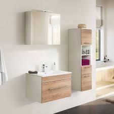 wand badezimmer möbel zweifarbig hantov 3 teilig
