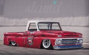 100 Custom Truck Shops The Shop SoCal Suspensions 1966 C10 Slamd Mag