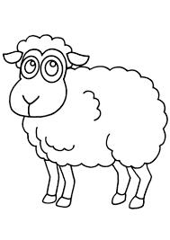 Moutons De Dessin Animé Illustration De Vecteur Illustration Du
