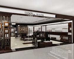 GR21 Modern Luxury Store Clothes Display Design