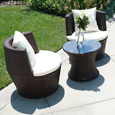 3 Pc Patio Outdoor Rattan Set Wicker Furniture: Glass Table Brown ... Red Barrel Studio Dierdre Outdoor Wicker Swivel Club Patio Chair Cosco Malmo 4piece Brown Resin Cversation Set With Crosley Fniture St Augustine 3 Piece Seating Hampton Bay Amusing Chairs Cushions Pcs Pe Rattan Cushion Table Garden Steel Outdoor Seat Cushions For Your Riviera 4 Piece Matt4 Jaetees Spring Haven Allweather Amazoncom Festnight Ding Of 2