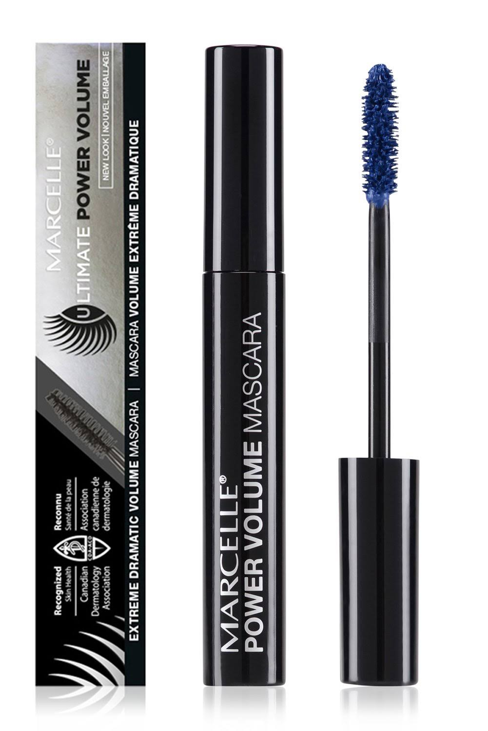 Marcelle Power Volume Mascara - Navy, 0.28oz