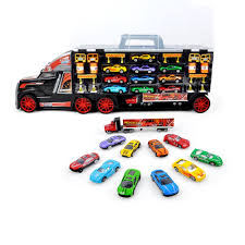 Hot Wheels Cars Transport Car Carrier Truck Toys For Children With ... Team Hot Wheels Truckin Transporter Stunt Car Youtube Sandi Pointe Virtual Library Of Collections The 8 Best Toy Cars For Kids To Buy In 2018 Mattel And Go Truckdwn56 Home Depot Wvol Hand Carryon Wild Animals Transport Carrier Truck 1981 Hotwheels Rc Car Carrier Hobbytalk Other Radio Control Prtex 24 Detachable Aiting Carry Case Red Mega Hauler Big W Hshot Trucking Pros Cons The Smalltruck Niche Walmartcom