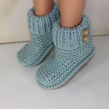 2 button super chunky slipper boots